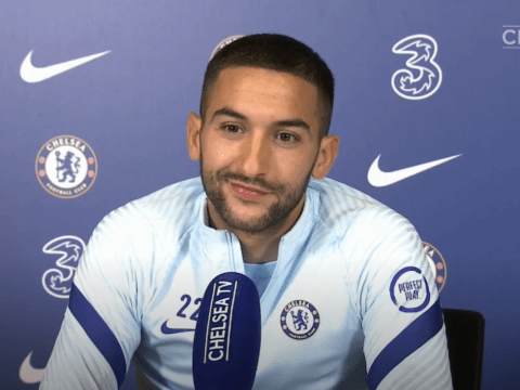 Hakim Ziyech excited to play with 'quality' Timo Werner, Kai Havertz and Christian Pulisic at Chelsea