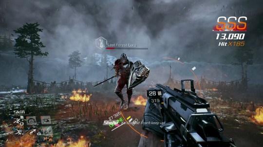 Bright Memory screenshot