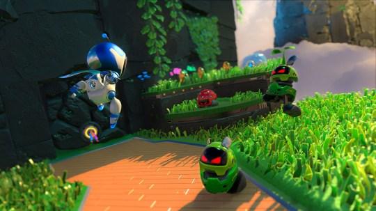Astro's Playroom screenshot