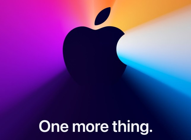 There's another Apple event happening tonight (Apple)