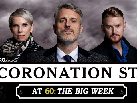 All the Coronation Street spoilers for the huge anniversary week: Geoff's exit and Ray's destruction