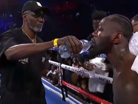 Deontay Wilder claims his water was 'spiked' before Tyson Fury loss