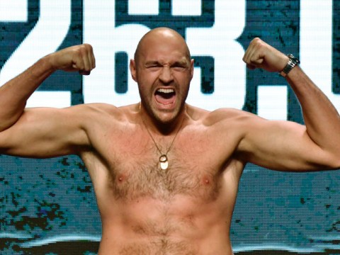 Tyson Fury set to face Agit Kabayel in homecoming fight in December