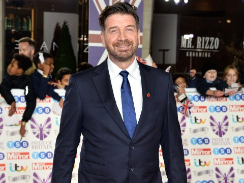 Nick Knowles on why he discussed 'weight gain' and lockdown transformation on DIY: SOS special