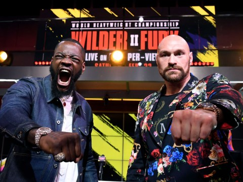 Tyson Fury in U-turn over Deontay Wilder rematch with rivals set to meet in spring fight in USA