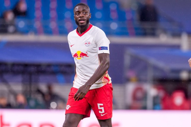 Dayot Upamecano has been linked with Europe's top clubs