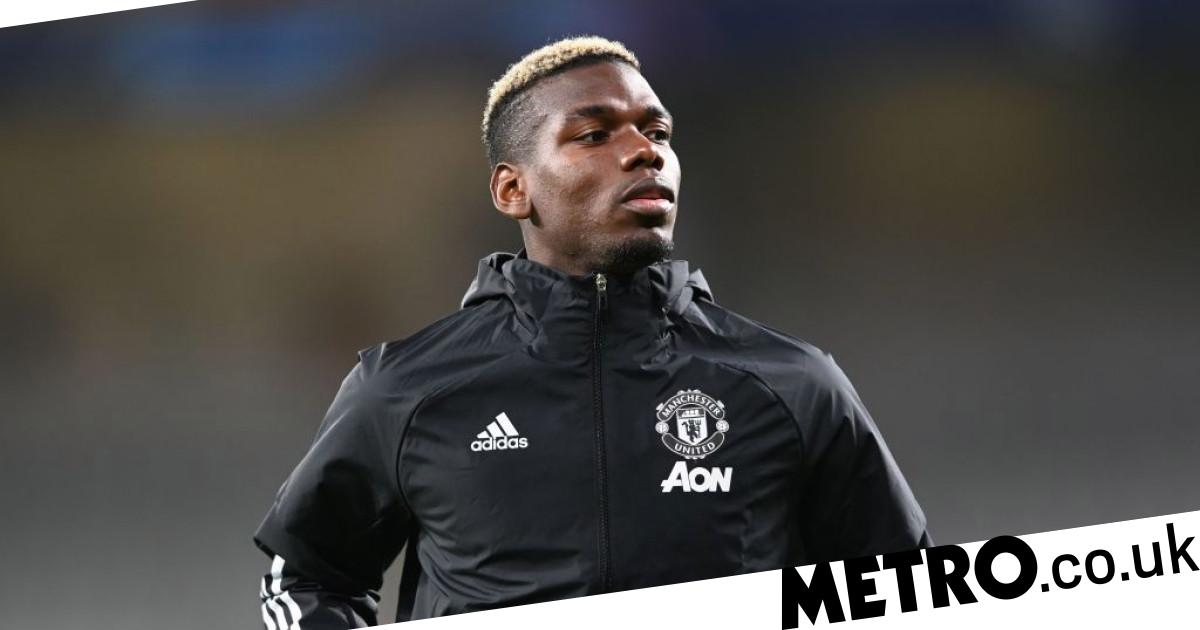 Why Paul Pogba was left out of Man Utd's squad to face Istanbul Basaksehir - metro