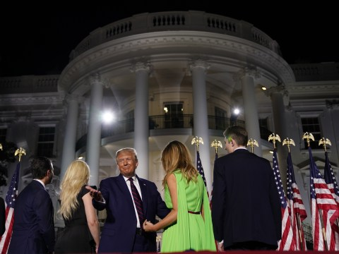 Does the US president have to live in the White House?