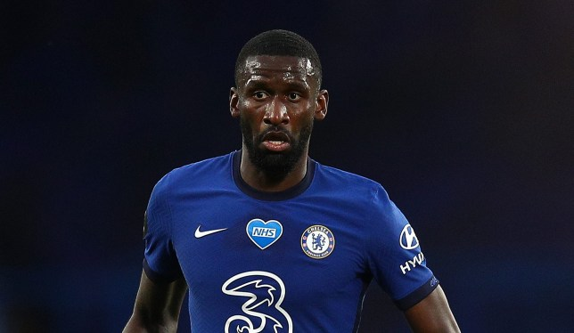 Antonio Rudiger is yet to feature for Chelsea in the Premier League this season