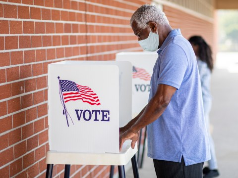How many votes are needed to win the US election?