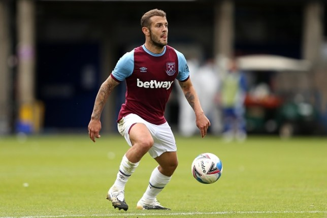Wilshere had his contract at West Ham terminated in October