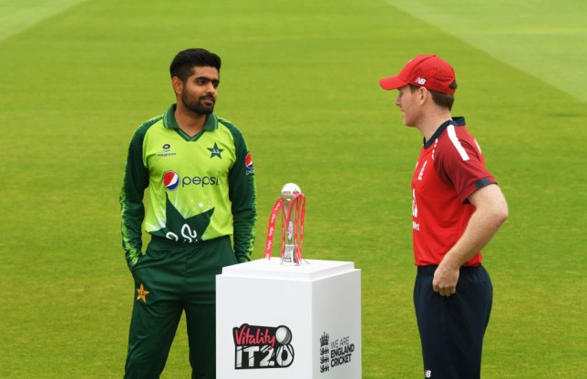 England will travel to Pakistan to play two IT20 matches