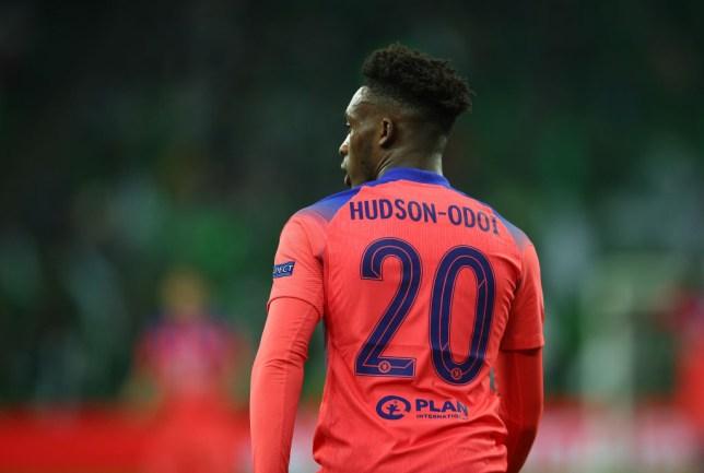 Callum Hudson-Odoi has struggled to make a major impact at Chelsea so far this season