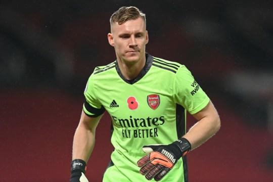 Tony Adams n'est pas convaincu par les performances de Bernd Leno pour Arsenal