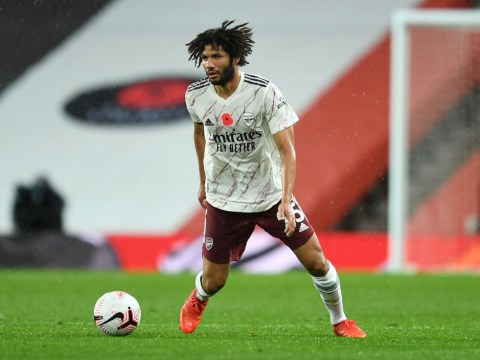 Mohamed Elneny says Arsenal 'knew' they would beat Manchester United