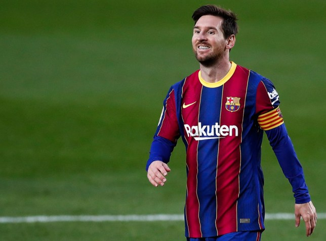 Lionel Messi handed in a transfer request in the summer as he attempted to quit Barcelona