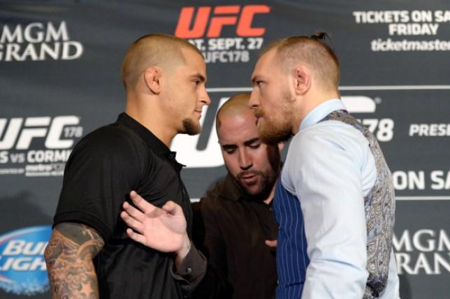 UFC 178: Jones v Cormier - Ultimate Media Day