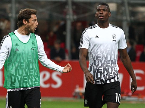 'You will be happy again!': Claudio Marchisio urges Paul Pogba to leave Manchester United for Juventus