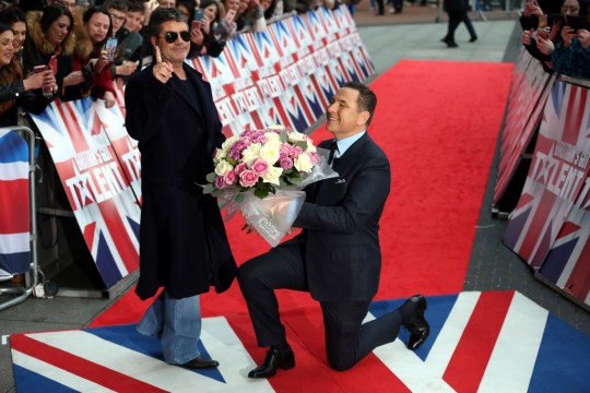 Britain's Got Talent Manchester Auditions - Photocall
