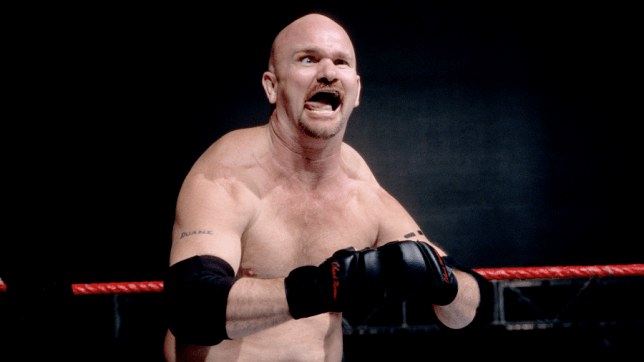 WWE star Duane 'Gillberg' Gill 'suffers coronary heart assault'