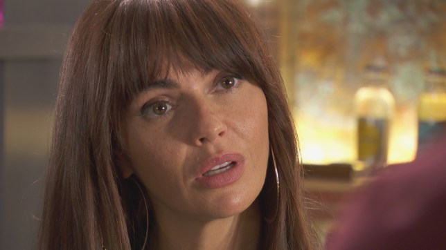 Mercedes in Hollyoaks