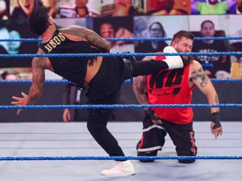 WWE SmackDown results: Carmella attacks Sasha Banks, Jey Uso falls in line and more
