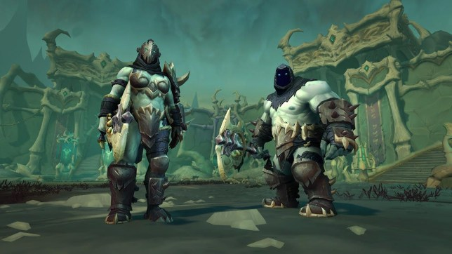 World of Warcraft Shadowlands screenshot