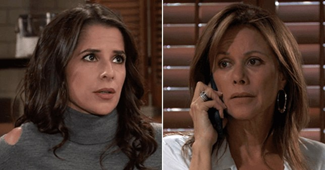 General Hospital spoilers: Sam hits Alexis with an ultimatum
