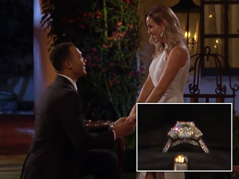 Yes, Bachelorette's Clare Crawley and Dale Moss are officially engaged