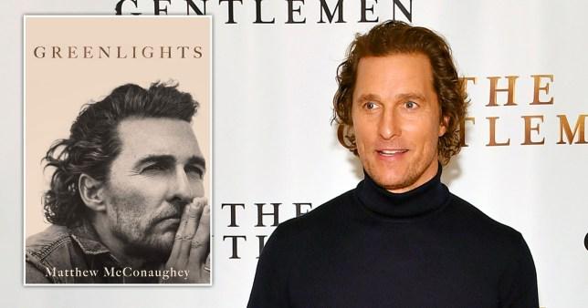 Matthew McConaughey reveals sexual assault in memoir