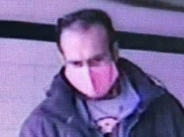 CCTV appeal after poppy box stolen on Remembrance weekend