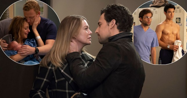 Grey's Anatomy couple's update