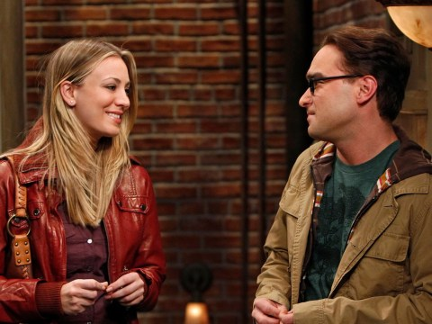 Kaley Cuoco reveals Big Bang Theory pay rise left her and co-star Johnny Galecki in 'tears'