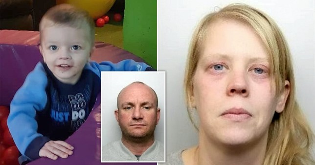 Toddler, 2, murdered by mum's boyfriend after months of abuse