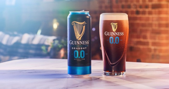 Main recall of alcohol-free Guinness with 'microbiological contamination'