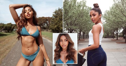 Beauty queen says she's discriminated against for being too attractive |  Metro News