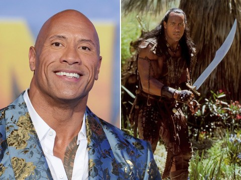 Dwayne 'The Rock' Johnson bringing back the Scorpion King for another movie