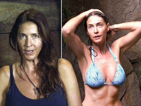 I'm A Celebrity's Lisa Snowdon 'felt pressure' to strip for shower scenes during series