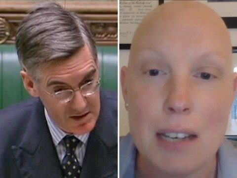 Rees-Mogg slammed after MP battling cancer 'excluded' from debate on the illness