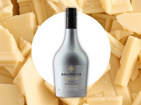 Aldi's new White Chocolate Cream Liqueur tastes just like 'boozy Milkybar'