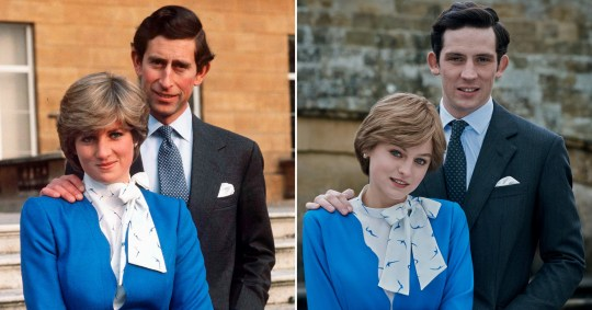 FEAT: The Crown - The eerie accuracy of Charles and Diana's on-screen portrayal