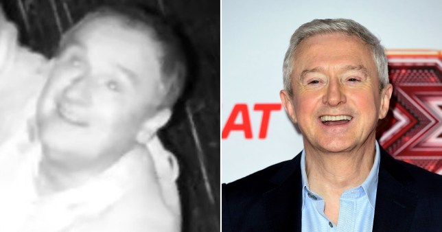 Louis Walsh lookalike hunted by cops over suspected theft