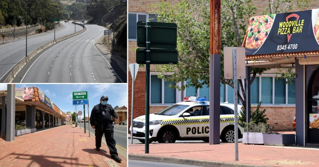 Adelaide lockdown due to pizza worker's lie
