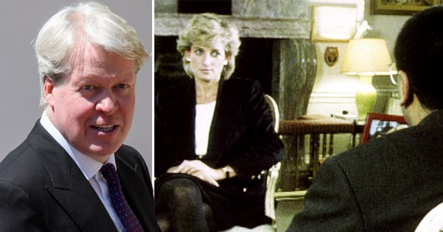 Earls Spencer not pleased with Princess Diana Panorama inquiry