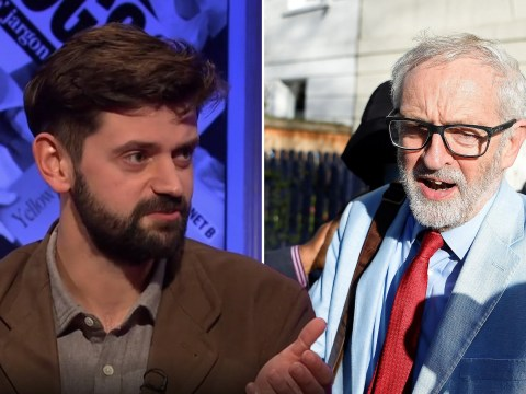 BBC defends 'bombing Corbyn fans at Glastonbury' joke on Have I Got News For You