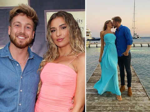 Love Island's Zara McDermott and Sam Thompson 'are back together' following split