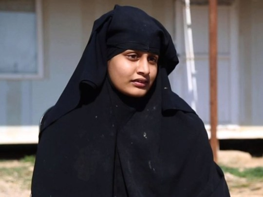 Shamima Begum's return to UK would create 'significant national security risks'