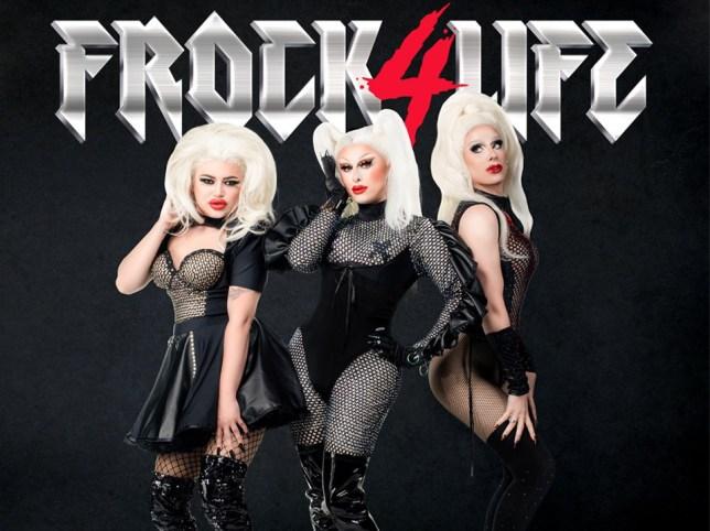 Frock Destroyers album