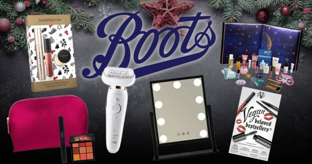 Some of the items from Black Friday deals