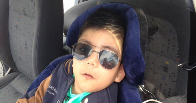 Fehzan Jamil, 10, died at Royal Bradford Infirmary after contracting coronavirus.
